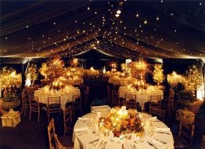 Candlelit Wedding Reception Ideas Smiths Hotel Gretna Green