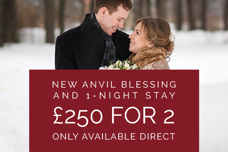 Anvil Blessing & 1-Night Stay £250