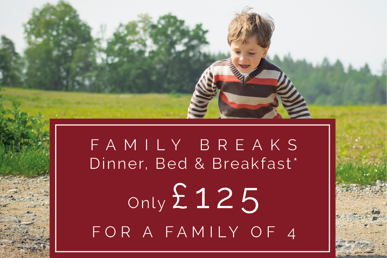 February Family Breaks £125