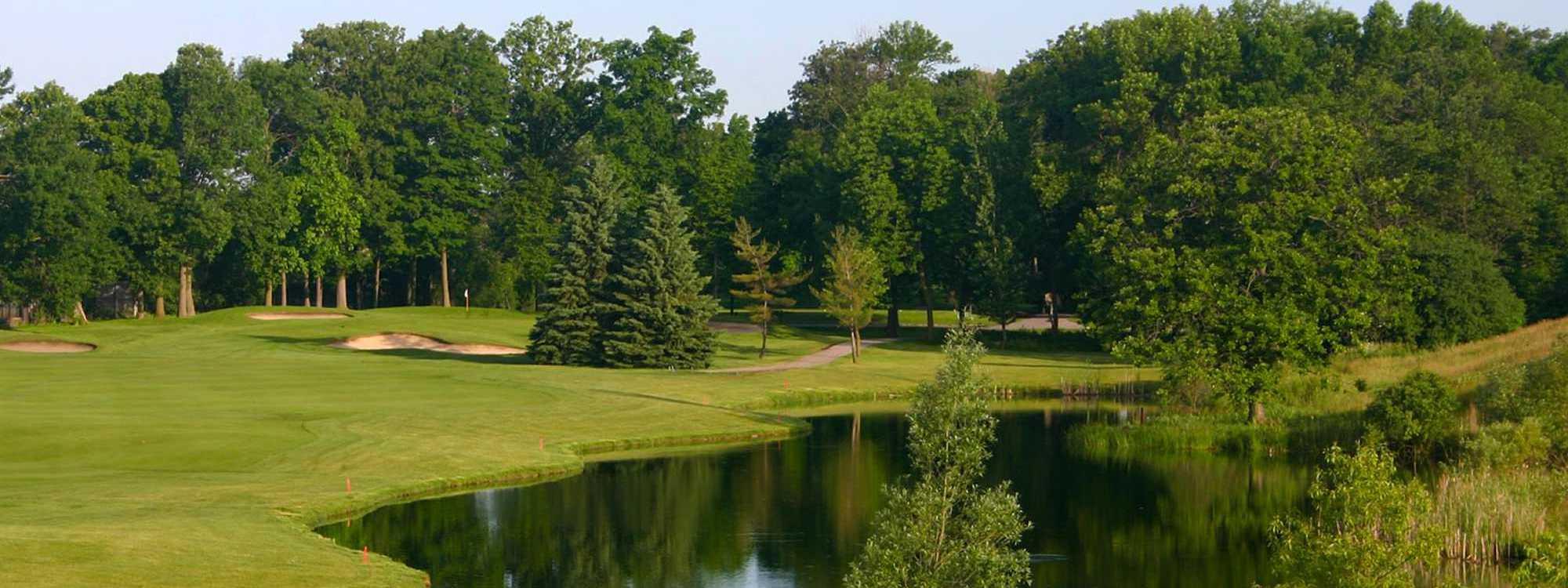 Golf Break Offer