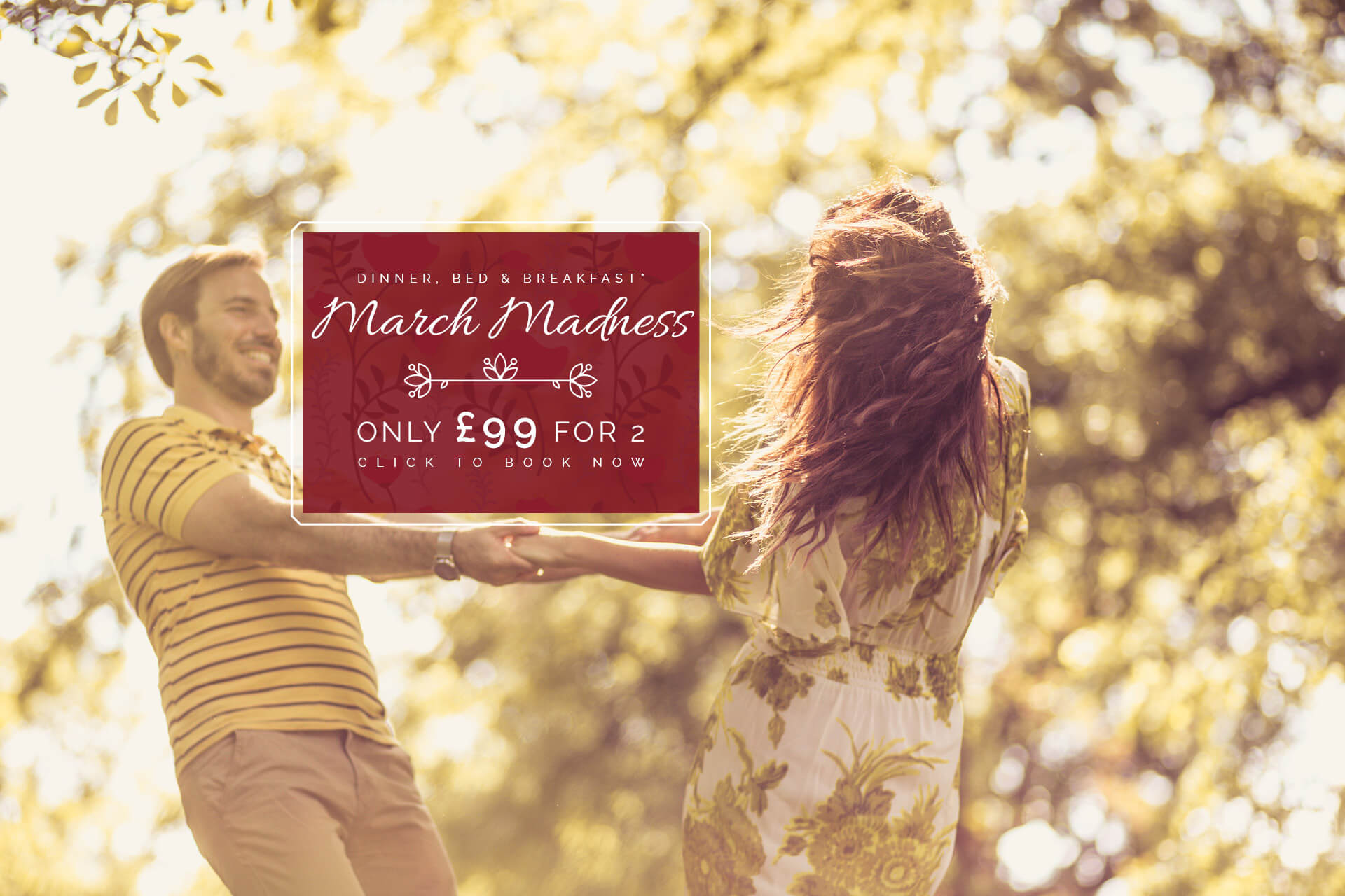 March Madness £99