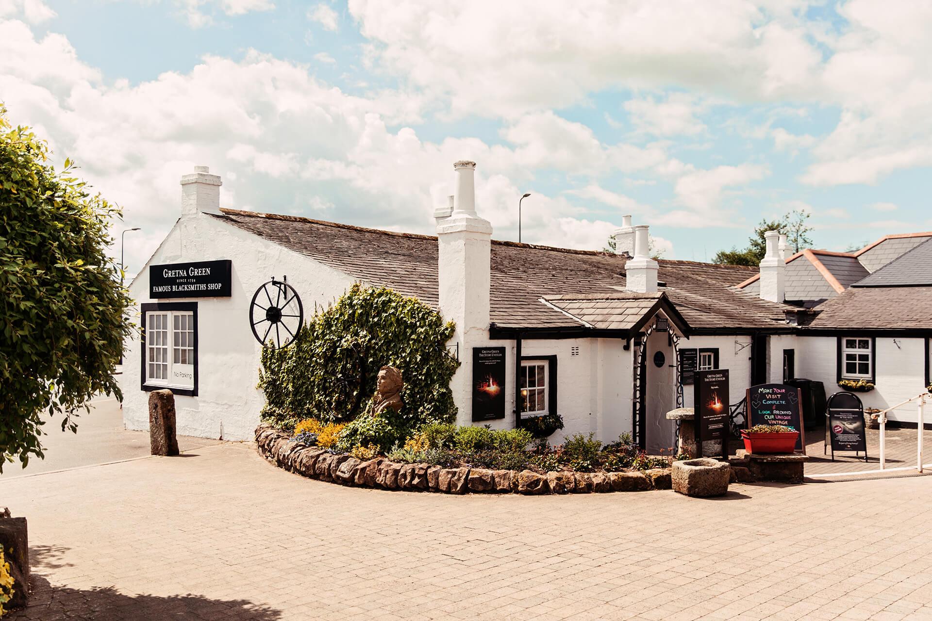 The Famous Blacksmiths Shop