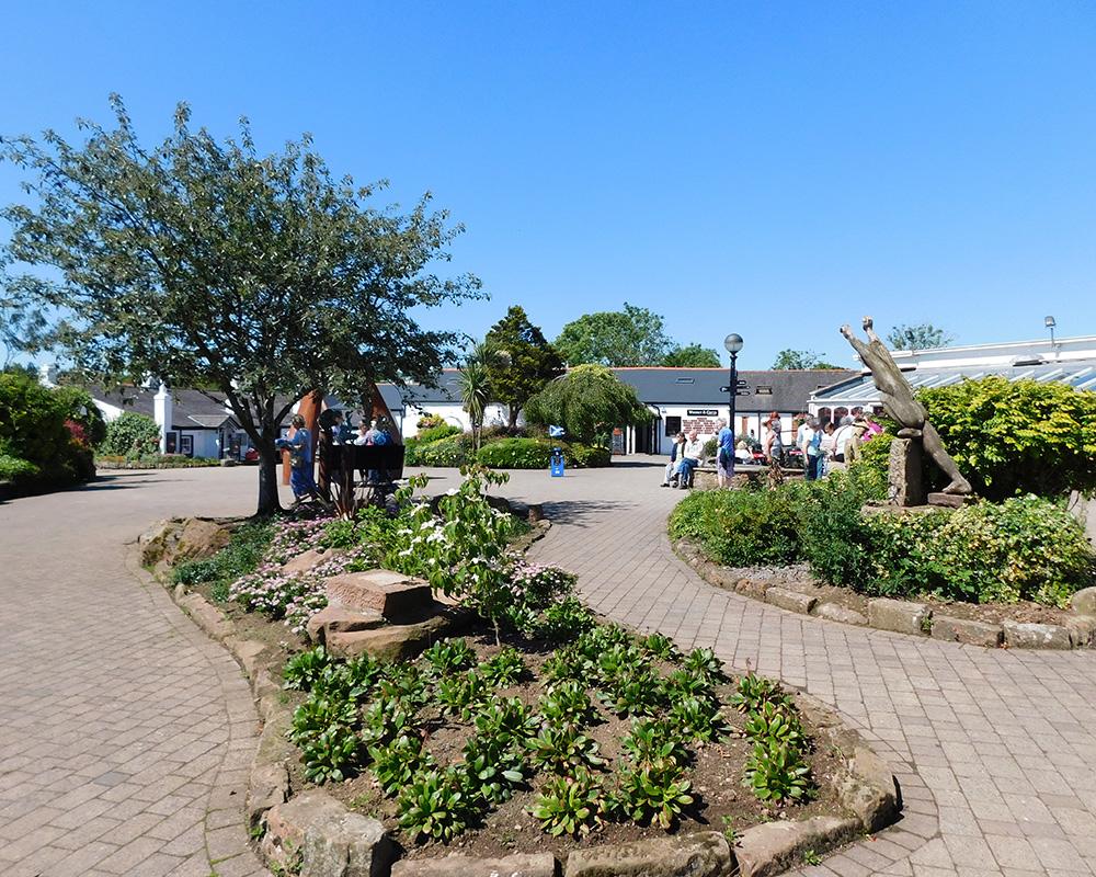 Famous Blacksmiths Shop Sculpture Garden