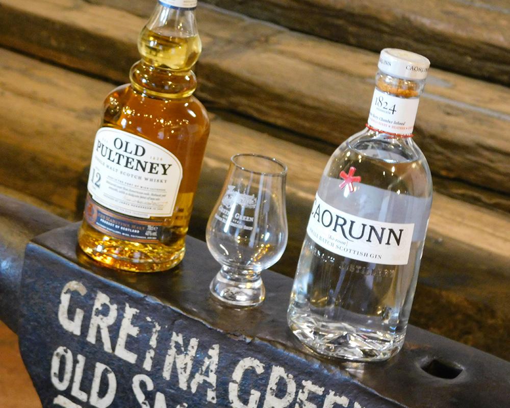 Whisky & Gin Tasting