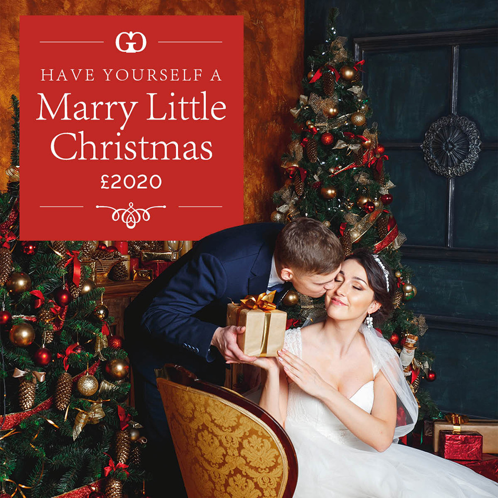 Christmas Wedding Package